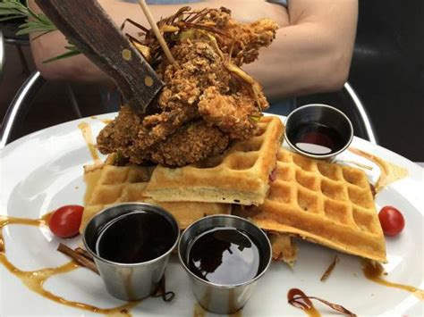 hash house a go go chicago sage chicken and waffles picture of hash house a go go chicago tripadvisor