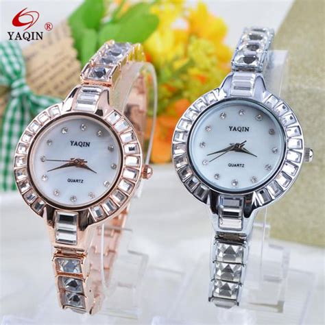 wristwatch gold silver alloy