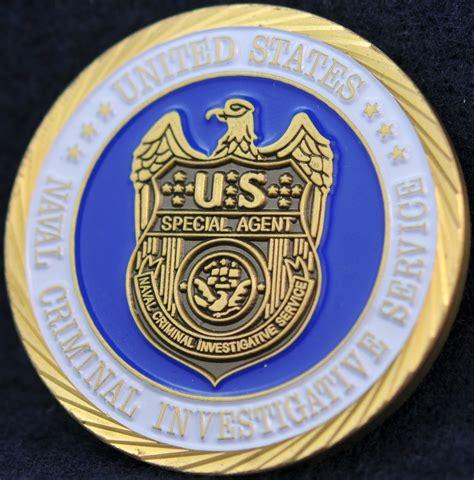 service in vest us naval criminal investigative service challengecoins ca