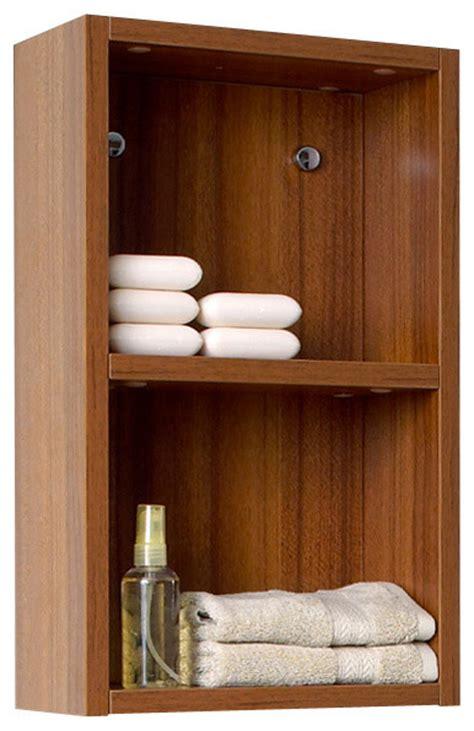 teak bathroom storage fresca small linen cabinet w two open storage shelves teak modern bathroom