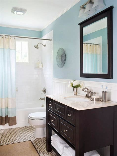 Color Ideas For Small Bathrooms - idea for small bathroom house color ideas