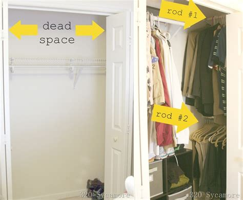 there s a whole universe of closet space hidden under this bed curbed unique ways to declutter your closet and make the most of