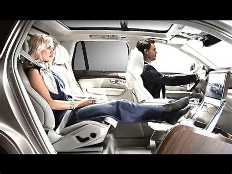 volvo xc90 limo interior lounge puts range rover on notice