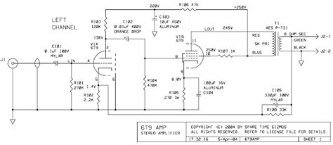 Power Lifier Acoustic high power stereo lifier schematics get free image