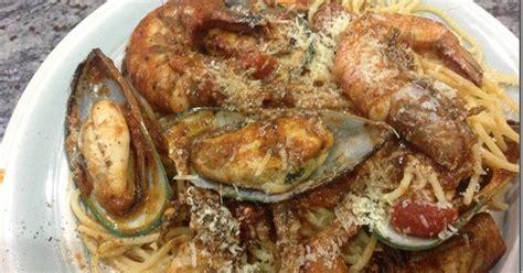 Mccormick Mc Cormick Black Peppercorn Lada Hitam Dengan Grinder resepi masakan enak resepi seafood spaghetti udang dan mussels