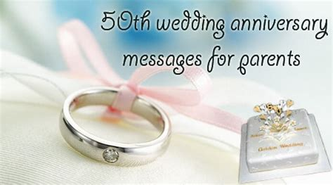 Golden Jubilee Wedding Anniversary Wishes For Parents by 50th Wedding Anniversary Messages For Parents