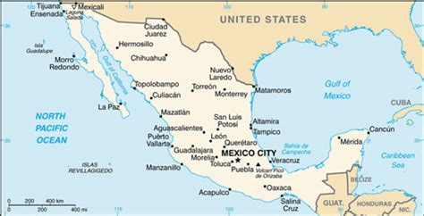 map of western mexico mexico map with cities free pictures of country maps