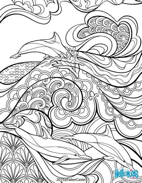 artistic coloring pages mandala d 233 co coloring pages hellokids