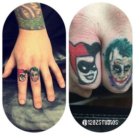 batman tattoo finger jose bolorin 12 oz studios