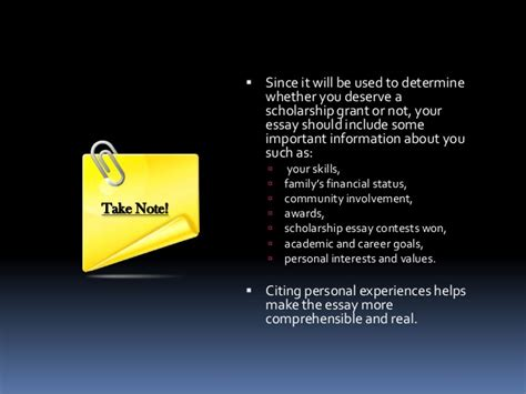 Getting The Scholarship If You Are Getting Mba by Why Should You Get This Scholarship Essay Stonewall Services