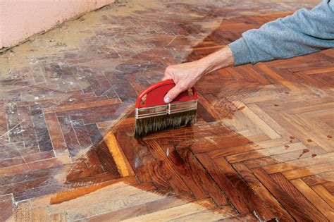 log floor maintaining fixing wood floors