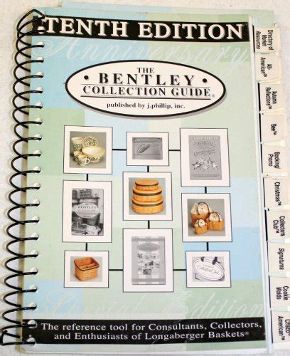 the bentley collection guide longaberger canada
