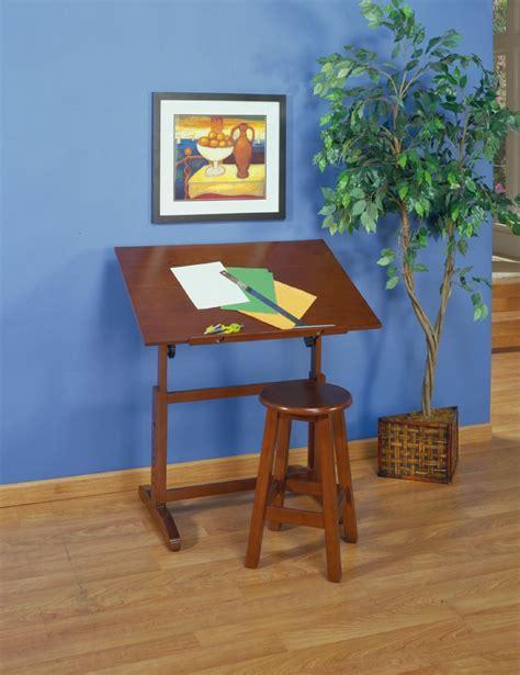 Studio Designs Creative Table And Stool Set studio designs creative table and stool set walnut