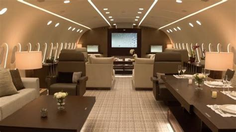 worlds  private jet  boeing