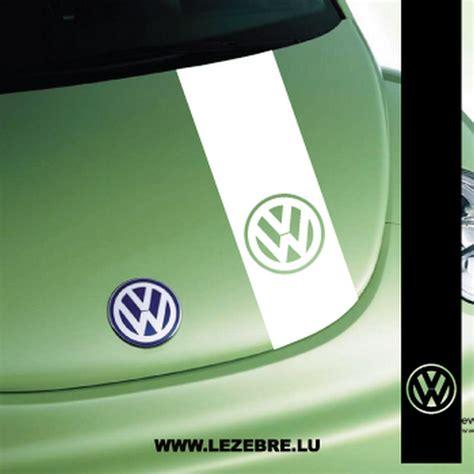 Auto Sticker Volkswagen by Sticker Bande Vw Volkswagen Autocollant