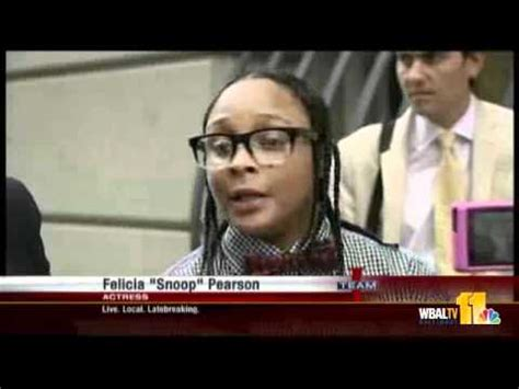 'snoop' pearson pleads guilty youtube