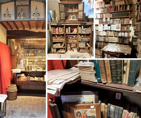 libreria antiquaria magnanet la montepulciano un antica libreria il nobile e