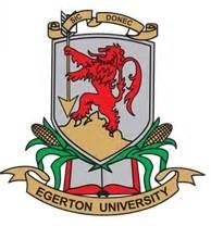 Letter Of Acceptance Egerton egerton