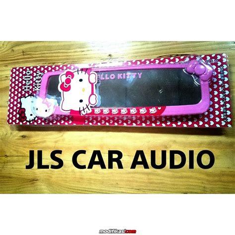 Spion Tengah Hellokitty 3 baru jual aksesoris mobil hello