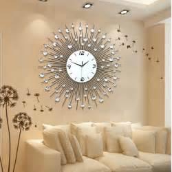 wall clock clocks decor home home decoration wall clock modern living room wall clocks fashion