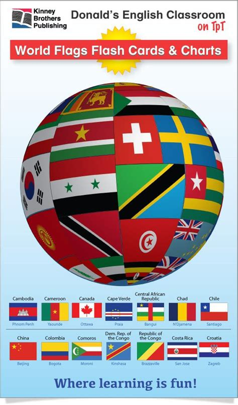 flags of the world esl lesson 371 best images about esl efl ell teaching resources from