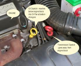 putting a new engine in an car how to check the in your car