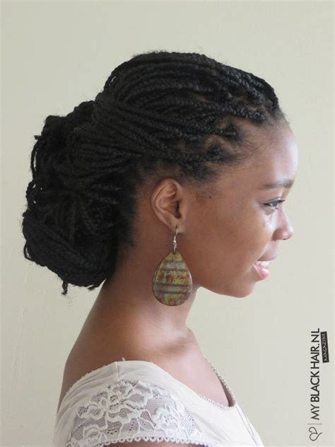 Box Braids For Prom | 10 awesome prom hairstyles for african braids and