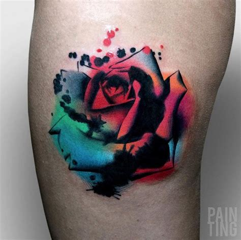abstract rose tattoo 70 tattoos that every can pull