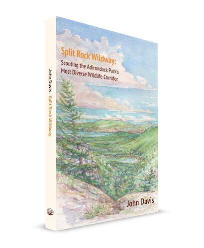 davis launches split rock wildway book essex on