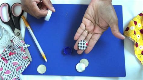 how to make upholstery buttons how to make fabric buttons youtube