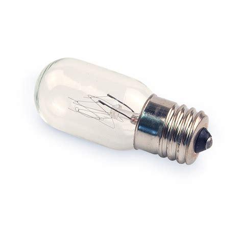 light bulb 110v for standard light 15w 5 8 quot base