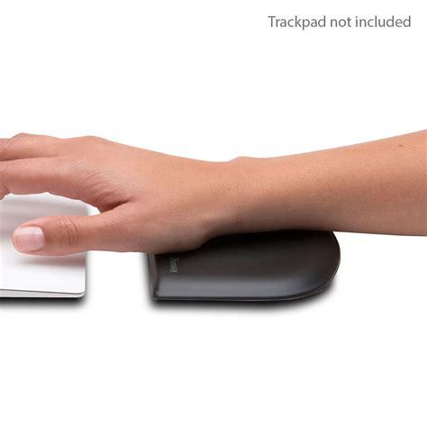 Mouse Pad Ultra Slim Wrist Rest Black T1310 4 kensington ergosoft wrist rest for mac pc computer mouse