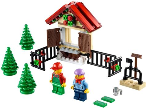 40082 1 christmas tree stand brickset lego set guide