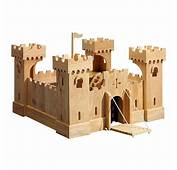 Kings Castle Playset By Knot Toys  Notonthehighstreetcom