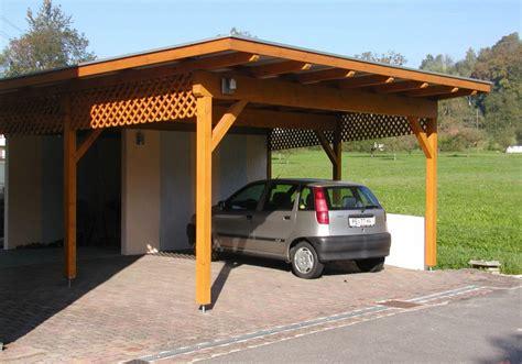 carport selbstbausatz carport carports doppelcarports aus holz f 252 r ihr auto