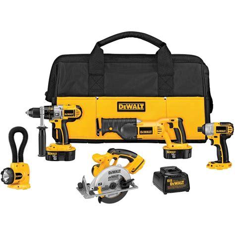 Dewalt Dck555x 18v Cordless Xrp 5 Tool Combo Kit