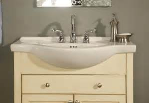 Vanities For Narrow Bathrooms Narrow Depth Vanity For A Bathroom Sink Useful Reviews