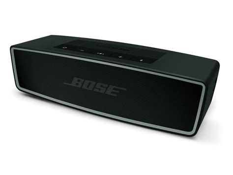 Speaker Wireless bose soundlink mini ii bluetooth speaker wireless portable 2 carbon black ebay