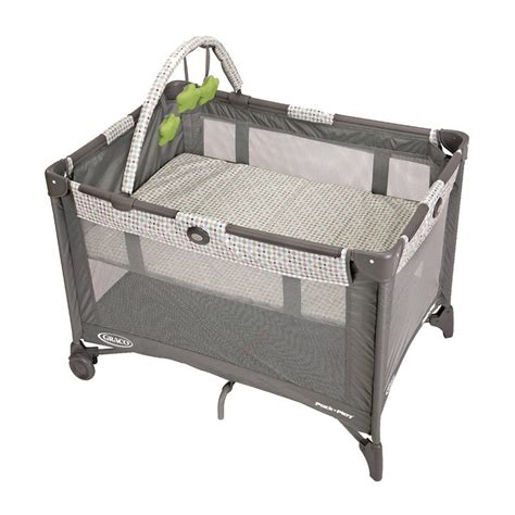 Crib Playpen by Graco Pack N Play Playard With Bassinet Babycenter
