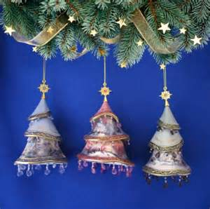 thomas kinkade christmas tree ornaments set of 3 kinkade