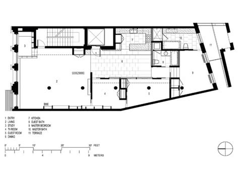 Modern Loft Style House Plans by Modern Loft Style House Plans Small Modern House Designs