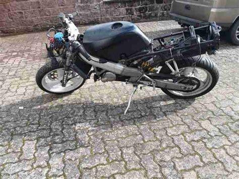 125ccm Motorrad Cagiva by Cagiva Mito Motorrad Unfall Und Bastlermotorr 228 Der