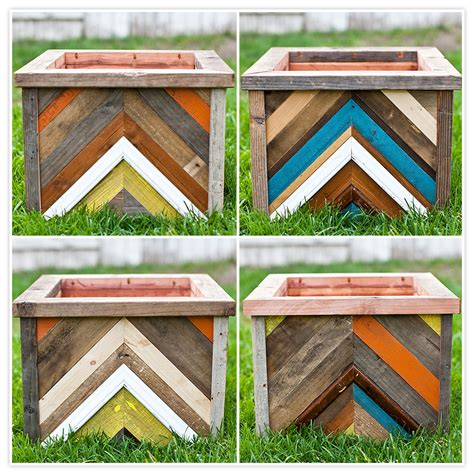 Building A Wooden Planter Box by Planter Box Directions