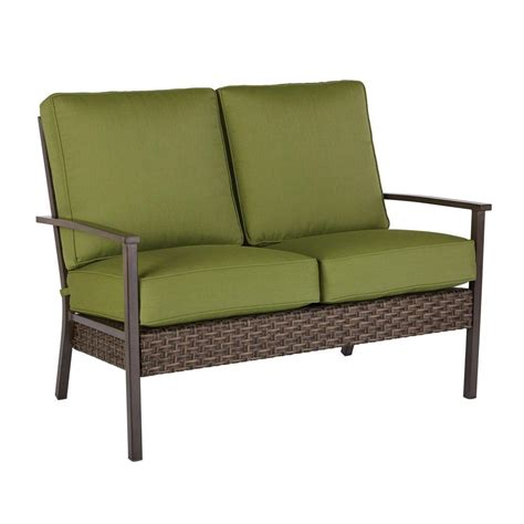 Patio Furniture Cushion Slipcovers Seating Outdoor Cushion Slipcovers Outdoor Cushions Patio Furniture The Home Depot
