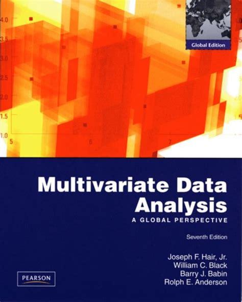 Multivariate Data Analysis 4 bol multivariate data analysis 9780135153093