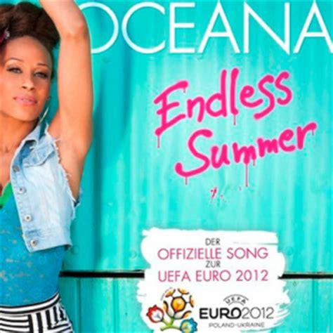 testo endless inno ufficiale europei 2012 endless summer testo