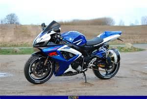 2007 Suzuki Gsxr750 Sportbike Rider Picture Website