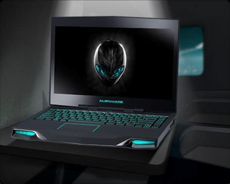 dell laptop technical specifications: alienware m14x r2