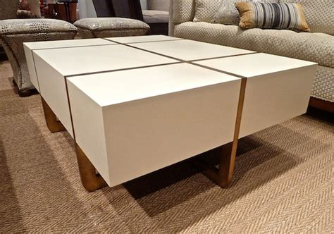 Pearson Coffee Table High Point Picks Luxe Neutrals