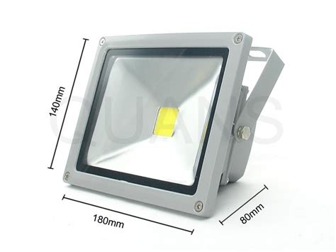 Taffware Led Floodlight 20w Without Pir 10w 20w 30w 50w 100w led flood light l outdoor security pir motion sensor cn ebay